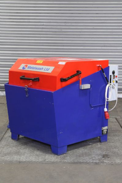 Metalas MC100 Top Loading Spray Washer