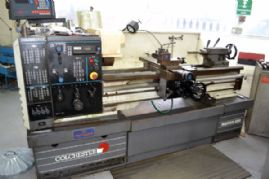 Colchester Master 3250 Gap Bed Turning Lathe