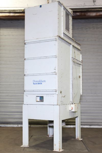 DCE-F 2036BK11 Dust Extractor