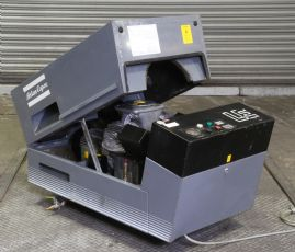 Atlas Copco LE compressed air supply unit,