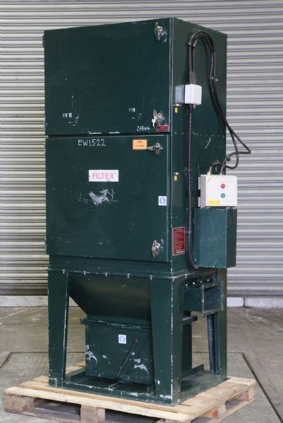 Filtex FX150 Extraction Unit