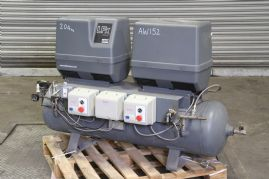 Atlas Copco Compressor Type CLXFD 150 3
