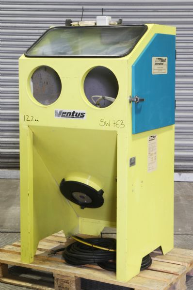 Used and Second Hand Wheelabrator machines