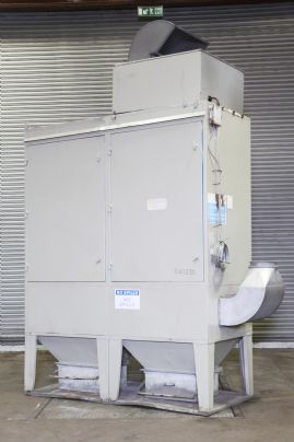 Nederman Airmaster Auto M 60 Extractor
