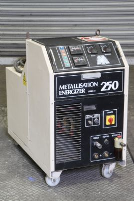 NAB816 Metalisation unit