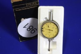 NAB981 Depth Vernier Gauge