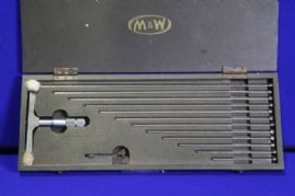 Moore & Wright Internal Micrometer Set Metric