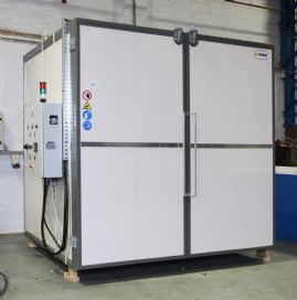 2m³ Curing Oven Example