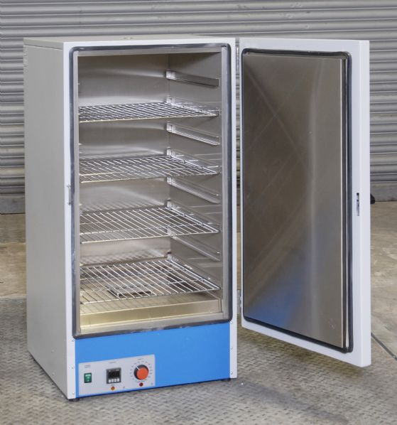 Laboratory Oven Range with Aluminised Steel Chamber (240 litre model)