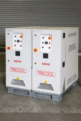 Tricool Sheik 48 kW thermo Regulator