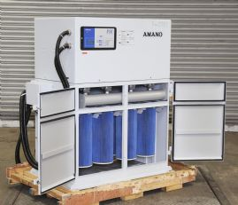 Amano PIE-60M Pulse Jet Dust Collector