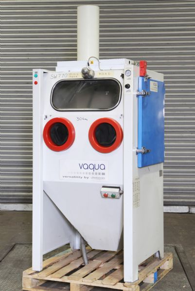 Vacublast (Wheelabrator) Vaqua 92 Wet Blast Cabinet