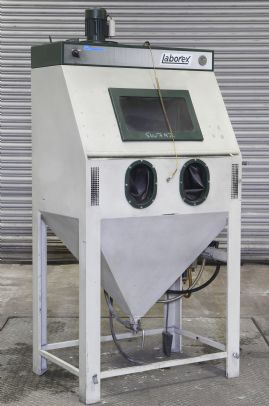 Laborex 1000 Suction Venturi Blast Cabinet