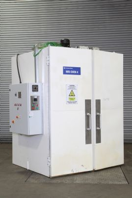 Aerotherm Ltd Composite Curing Electric Batch Oven