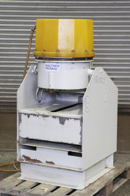 Walther Trowal TT25 Centrifugal Disc machine