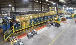 Overview of Plating Line 1
