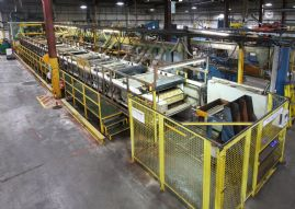 Overview of plating line 2