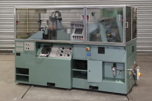 Pace MK4 Optical Sorter