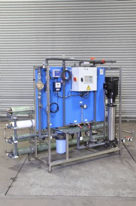 UO2500 ND-BP/SO Reverse Osmosis