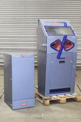 Euroblast 4 SF Suction Feed Blast Cabinet
