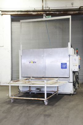 FL250 Front Loading Phosphate Washer