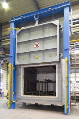 Schlager Box Furnace