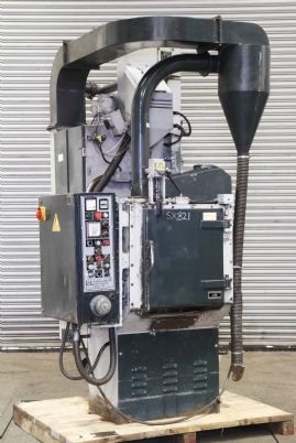 L50 Belt Tumble Shot Blast Machine