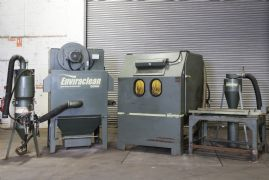 Hodge Clemco IND1500 Shotblast Cabinet