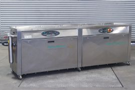 Standard Industrial Systems UltraSonic Cleaning Unit