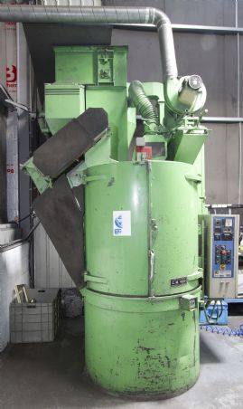 CM1000 Modena Table Shotblast Machine