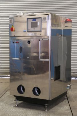 Layton bluestream metal degreasing plant