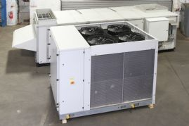 Jet AHU and Airedale condensing unit