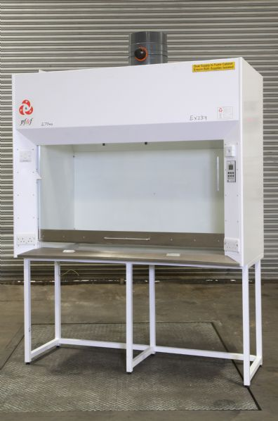 PF & F Bench Mounted Fume Cupboard