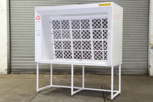 PF & F Limited Spray Booth
