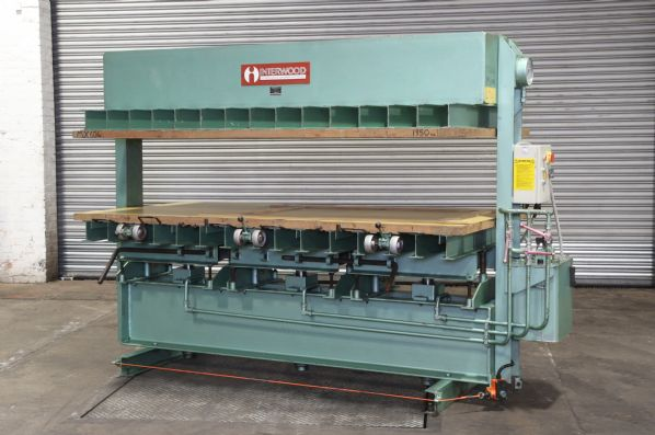 Interwood 3 Tonne Press