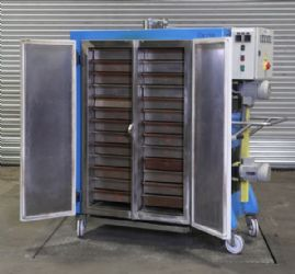 AMARAL CES700 front loading mobile drying oven