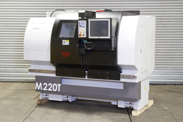 CNC Diamond Cutting Lathe M220T