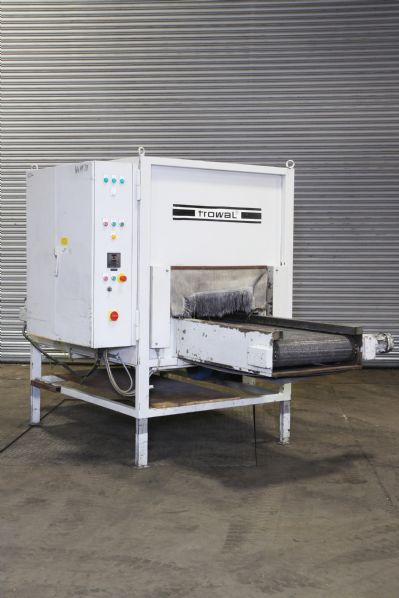 Trowal-Carl Ostralom TDA-600-3 electrically heated Dryer