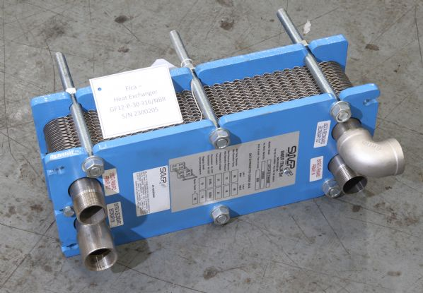 Elca - Heat Exchanger