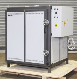 SNOL 300°C Industrial Oven (970/300 model shown)
