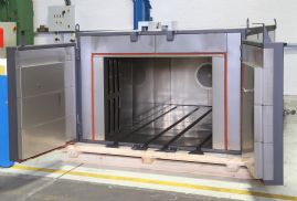 Custom Built Oven for Tier 1 Automotive Manufacturer
