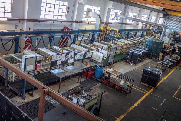 VJL Technologies (PTY) LTD Automatic Zinc Nickel