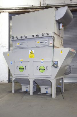 SDW8 Dust collector