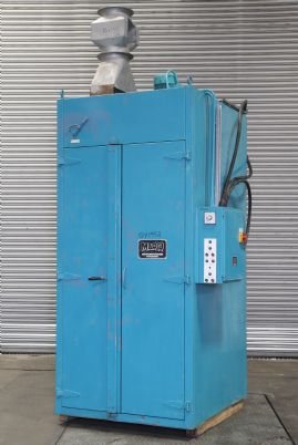 Heavy duty industrial box oven