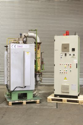 Fibrex Heat Treatment Plants Endothermic Gas Generator