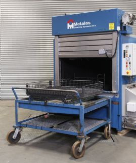 MCF 1500 with Roller Door