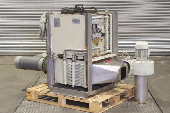 Steam condensor Unit