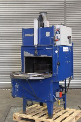 Rotajet Front Loading Heavy Duty Parts Washer