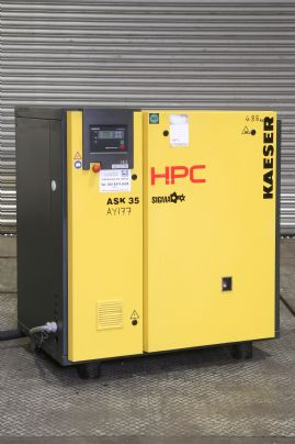 Kaiser (HPC) ASK 35 Screw Compressor