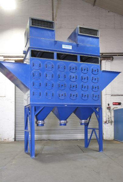 Dust Extraction Limited Dust 'X' 4DCH24 Extractor
